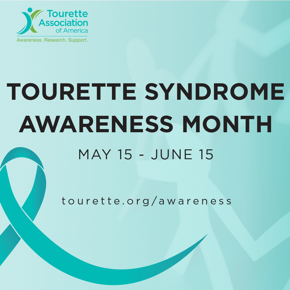 Tourette Syndrome Awareness Month